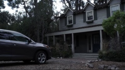 Warner Bros Ranch The Walton House pretty little liars