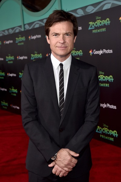 "HOLLYWOOD, CA - FEBRUARY 17:  Actor Jason Bateman attends the Los Angeles premiere of Walt Disney Animation Studios' ""Zootopia"" on February 17, 2016 in Hollywood, California.  (Photo by Alberto E. Rodriguez/Getty Images for Disney) *** Local Caption *** Jason Bateman"
