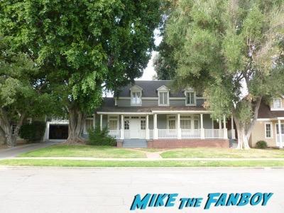 Warner Bros Ranch oliver house