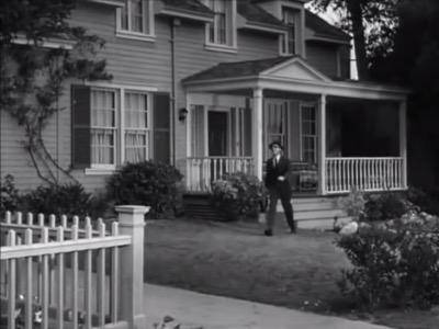 Warner Bros Ranch oliver house dennis the menace house