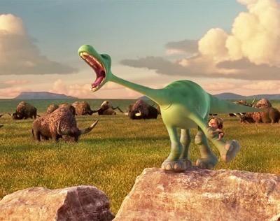 A Good Dinosaur press promo still photo 9