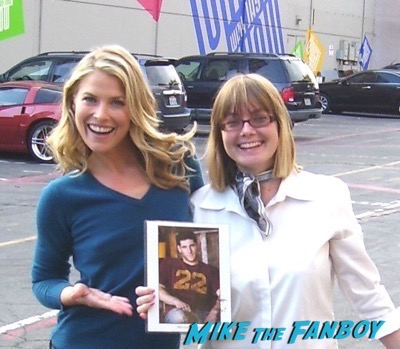 Ali Larter Fan Photo Signing autographs Heroes star 2