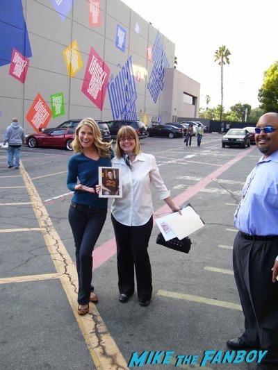Ali Larter Fan Photo Signing autographs Heroes star 2