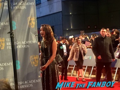 alicia vikander BAFTA Awards 2016 1