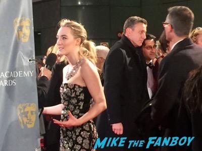 Saoirse Ronan BAFTA Awards 2016 3