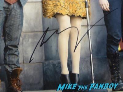 Elizabeth Banks signed autograph hunger games photo