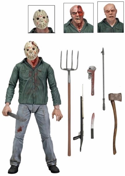 friday the 13th jason figure