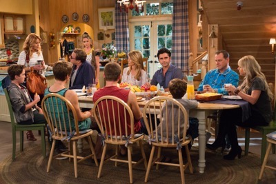 Fuller house episodic still photo