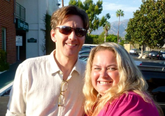 Andrew Mccarthy fan photo now 2016