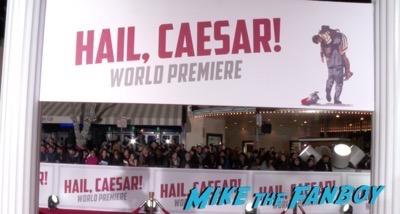 Hail, Caesar! premiere george clooney channing tatum 15