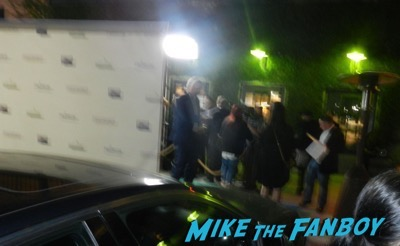 Irish Awards Oscar Wilde event signing autographs 1
