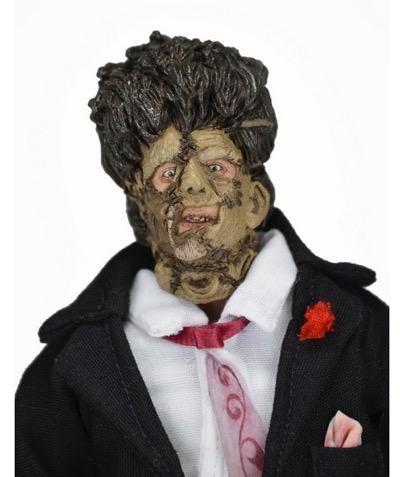 Texas Chainsaw massacre Leatherface figure