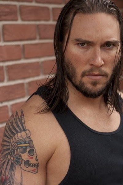 Lance Tafelski hot sexy shirtless walking dead muscle