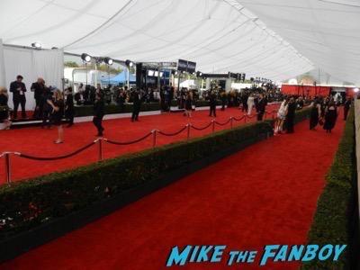 SAG Awards 2016 signing autographs 1