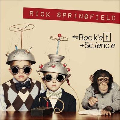 rick springfield signed cd