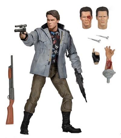 Terminator Again figure rare NECA 2016