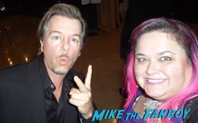 David Spade Valentine's Day celebrity selfie12