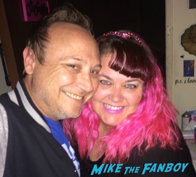 keith coogan pinky lovejoy coogan Valentine's Day celebrity selfie4