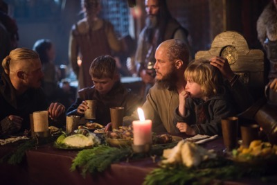 Vikings Season 4 Episode 1 A Good Treason 1