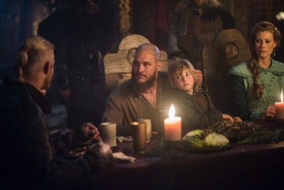 Vikings Season 4 Episode 1 A Good Treason 2