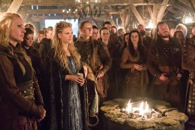 Vikings Season 4 Episode 1 A Good Treason 3