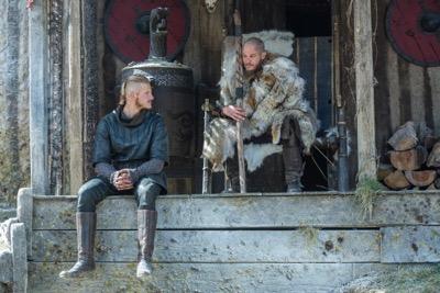 Vikings Season 4 Episode 1 A Good Treason 7