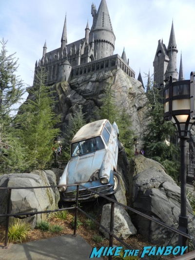 Wizarding World Harry Potter Los Angeles Universal 6