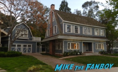 Bree's house universal studios backlot tour desperate housewives