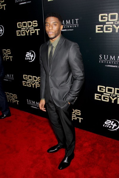 "- New York, NY - 2/24/16 - Summit Entertainment - A Lionsgate Company Presents the New York Premiere of ""Gods of Egypt"""