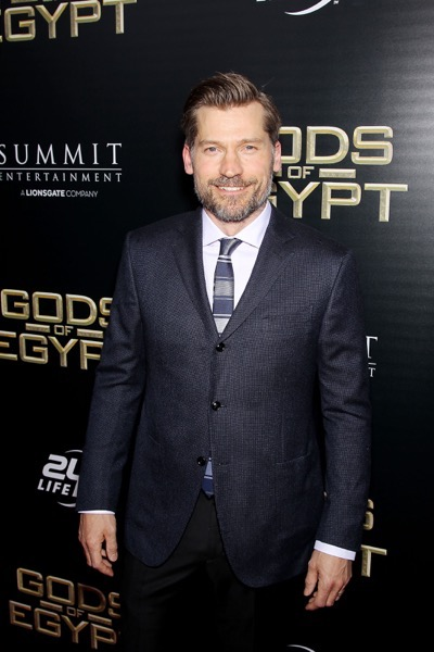 "- New York, NY - 2/24/16 - Summit Entertainment - A Lionsgate Company Presents the New York Premiere of ""Gods of Egypt""   -PICTURED: Nikolaj Coster-Waldau -PHOTO by: Marion Curtis/StarPix -FILENAME: MC_16_01084029.JPG -LOCATION: AMC Lowes Lincoln Square 13  Startraks Photo New York,  NY For licensing please call 212-414-9464  or email sales@startraksphoto.com Image may not be published in any way that is or might be deemed defamatory, libelous, pornographic, or obscene. Please consult our sales department for any clarification or question you may have. Startraks Photo reserves the right to pursue unauthorized users of this image. If you violate our intellectual property you may be liable for actual damages, loss of income, and profits you derive from the use of this image, and where appropriate, the cost of collection and/or statutory damages."