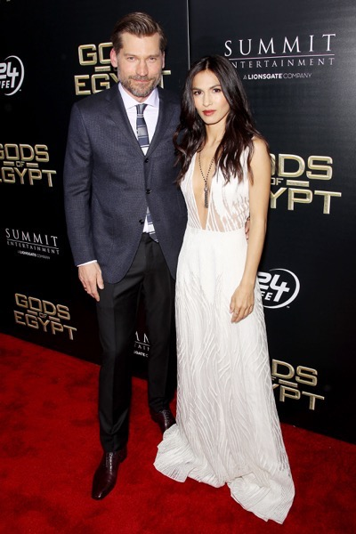 "Summit Entertainment - A Lionsgate Company Presents the New York Premiere of ""Gods of Egypt"""