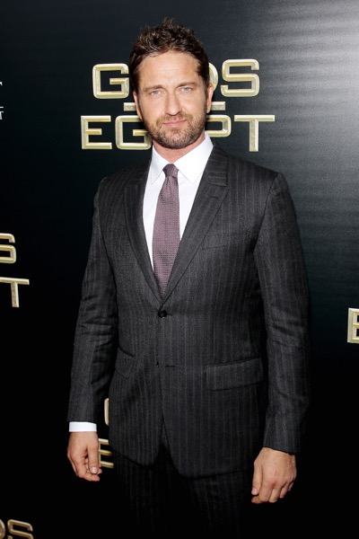 "- New York, NY - 2/24/16 - Summit Entertainment - A Lionsgate Company Presents the New York Premiere of ""Gods of Egypt""   -PICTURED: Gerard Butler -PHOTO by: Marion Curtis/StarPix -FILENAME: MC_16_01084059.JPG -LOCATION: AMC Lowes Lincoln Square 13  Startraks Photo New York,  NY For licensing please call 212-414-9464  or email sales@startraksphoto.com Image may not be published in any way that is or might be deemed defamatory, libelous, pornographic, or obscene. Please consult our sales department for any clarification or question you may have. Startraks Photo reserves the right to pursue unauthorized users of this image. If you violate our intellectual property you may be liable for actual damages, loss of income, and profits you derive from the use of this image, and where appropriate, the cost of collection and/or statutory damages."