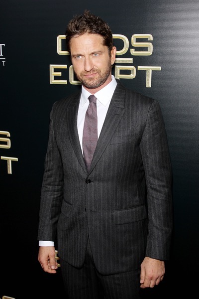 "- New York, NY - 2/24/16 - Summit Entertainment - A Lionsgate Company Presents the New York Premiere of ""Gods of Egypt""   -PICTURED: Gerard Butler -PHOTO by: Marion Curtis/StarPix -FILENAME: MC_16_01084060.JPG -LOCATION: AMC Lowes Lincoln Square 13  Startraks Photo New York,  NY For licensing please call 212-414-9464  or email sales@startraksphoto.com Image may not be published in any way that is or might be deemed defamatory, libelous, pornographic, or obscene. Please consult our sales department for any clarification or question you may have. Startraks Photo reserves the right to pursue unauthorized users of this image. If you violate our intellectual property you may be liable for actual damages, loss of income, and profits you derive from the use of this image, and where appropriate, the cost of collection and/or statutory damages."