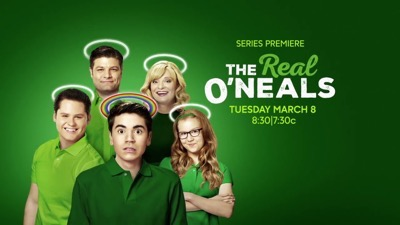 the real o'neals cast photo logo