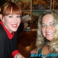 Molly Ringwald Fan photo rare