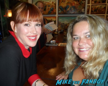 Molly Ringwald Fan photo rare