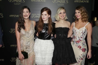 pride and prejudice and zombies los angeles premiere3
