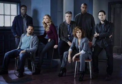shades of blue cast photo NBC
