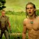 shannara chronicles sexy shirtless abs rare