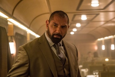 Dave Bautista as HInx in Metro-Goldwyn-Mayer Pictures/Columbia Pictures/EON Productions' action adventure SPECTRE.