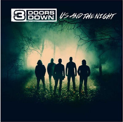 3 doors down us and the night signed cd pre order booklet 1