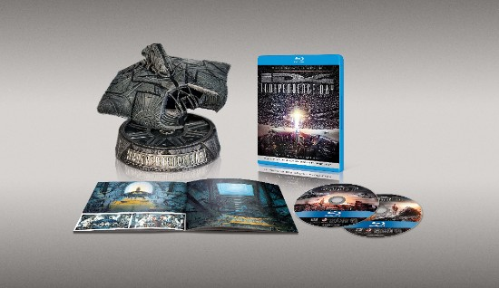 Independence Day - 20th Anniversary Edition attacker edition