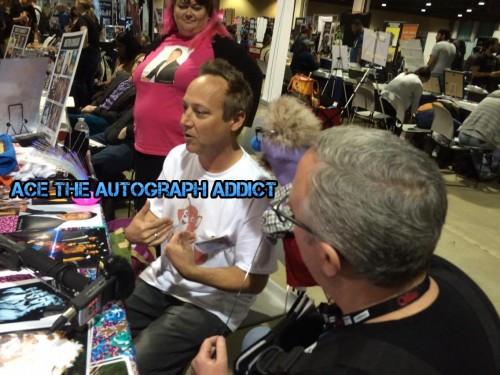 Ace The Autograph Addict