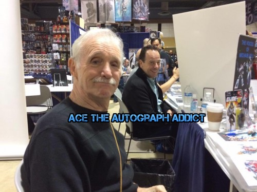 Ace The Autograph Addict