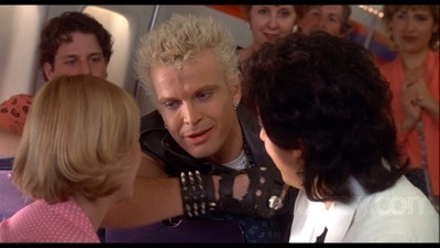 Billy Idol wedding singer