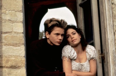 A NIGHT IN THE LIFE OF JIMMY REARDON, River Phoenix, Meredith Salenger, 1988. ©20th Century Fox