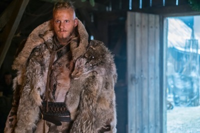 Vikings season 4 yol Bjorn, played by Alexander Ludwig, cr_ Jonathan Hession