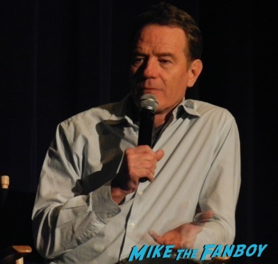 Bryan Cranston Dissing Fans Trumbo q and a 8