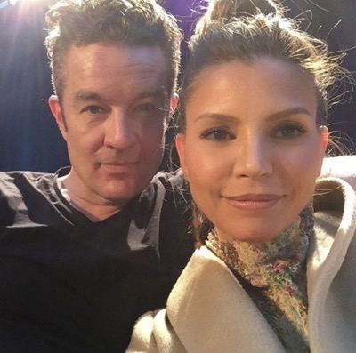 Buffy The Vampire Slayer heroes and villians con reunion 1
