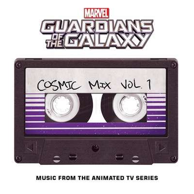 Guardians of the galaxy cosmic mix soundtrack vol 1